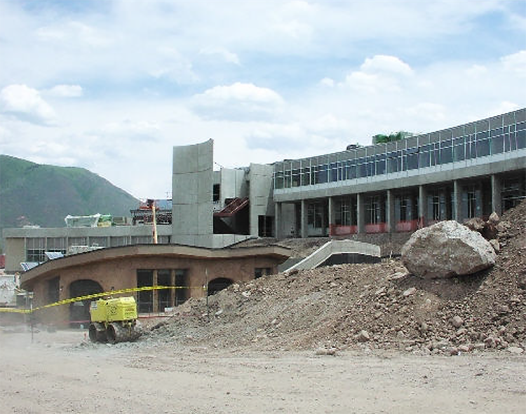 Aspen High School Building