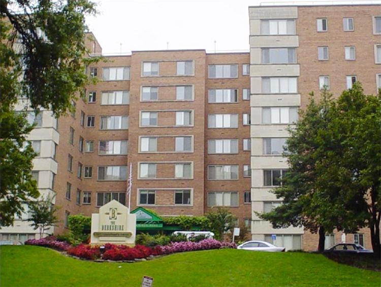 Berkshire Apartment Building