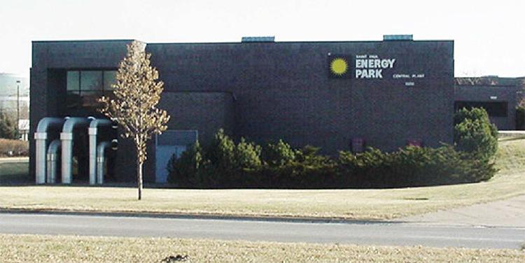 Energy Park Utility Building