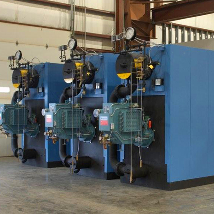 Unilux High-Pressure Steam Boilers Info - UNILUX