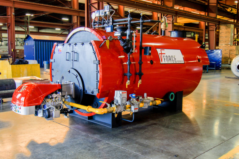 Industrial Boilers and Boiler Room Solutions | Unilux