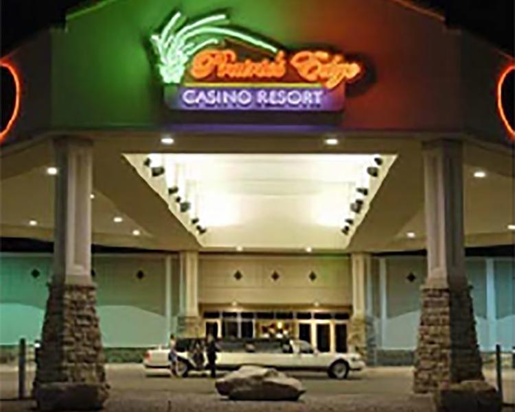 Prairies Edge Casino Unilux