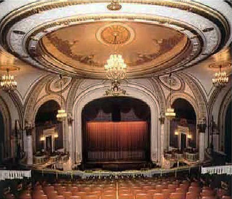 Proctors Theatre Unilux