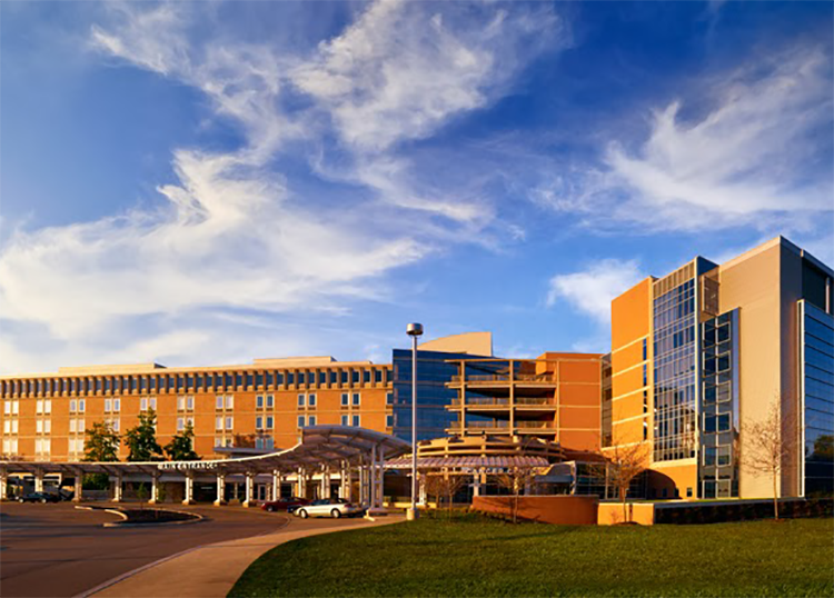 UPMC Passavant Hospital Building